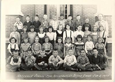 Nashville Elementary 1953-54
