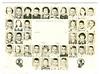 Nashville Elementary School, 1954-55 5th Grade<br /> Identifications needed.