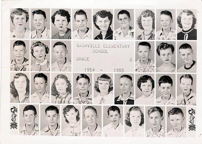 Nashville Elementary - 1954-55