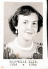 -----------1954-55 NES Mrs. Drawdy, teacher.----------