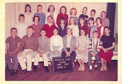 Nashville Elementary - 1964-65
