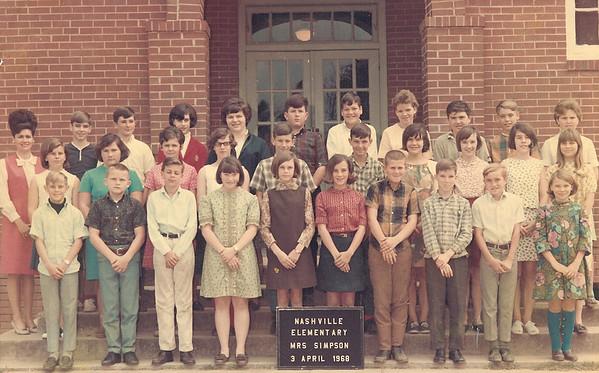 Nashville Elementary - 1967-68