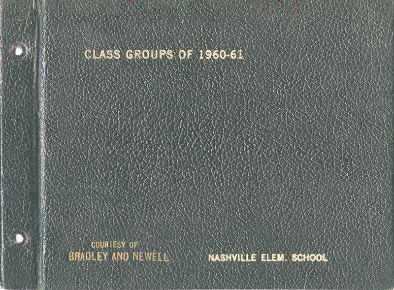 NES 1960-61 Cover
