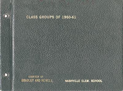 Nashville Elementary School 1960-61