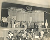 Easter Program,  April 1962<br /> Identifications needed. Photo courtesy of Judy Anderson Dasher