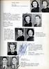 NHS 1953 Seniors, p. 6: Mattie O'Steen, Inell Parr, Jo Ann Parrott, Bobby Prickett, Emajene Ray, Jackie Richards, Katy Roberts, Bobby Rowan, Billy E. Rowe, Ted Shaw.