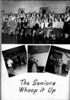 NHS 1953: The Seniors Whoop It Up.