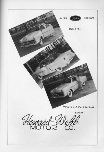 Howard-Webb Motor Company.
