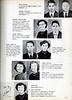 NHS 1953 Seniors, p. 4: Russell Kent, Carlton Kimble, Johnnie Vee Knight, Jimmy M. Lewis, Jimmy O. Lewis, Lawanna Lewis, Phyllis Lewis, Joan Long, Roy Luke, Virginia Luke.