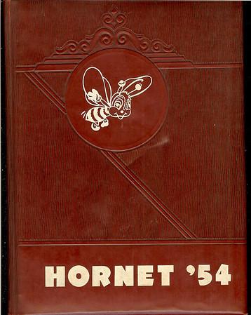 Nashville High School - 1953-54
