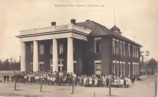 Nashville Public School, circa 1910