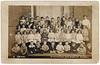 Nashville Public School, 1910, 1st Grade. Teacher is Oppie Lee Rogers Shepherd. Identifications of students needed. Photo courtesy of Leuna Kent