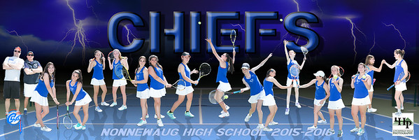 Extreme Girls Tennis