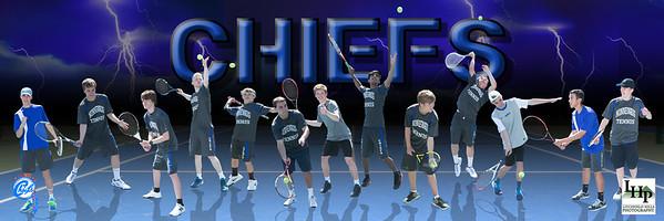 Extreme Boys Tennis 2016