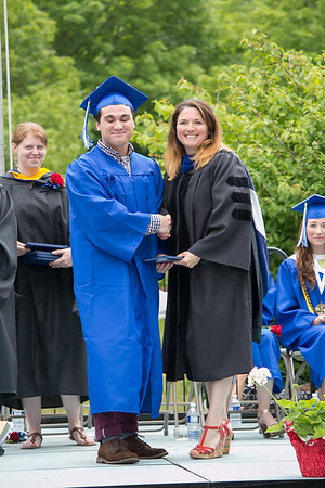 NHS Graduation 2017 Diplomas