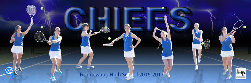 Extreme Girls Tennis 2017