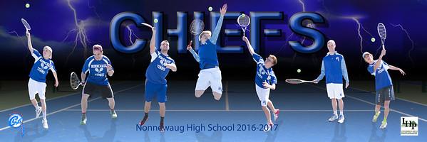 Extreme Boys Tennis 2017