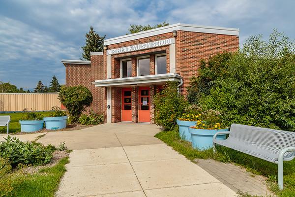 North Park Wilson School