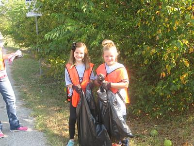 2017 North Ridge Elementary Trash Bash
