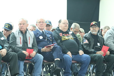 North Ridge Elementary's Veterans Day Program