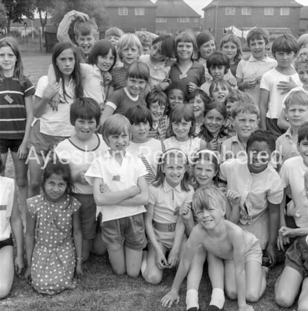 Oak Green School, June 1970