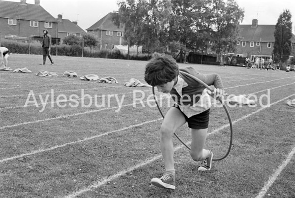 Oak Green School sports, June 1978