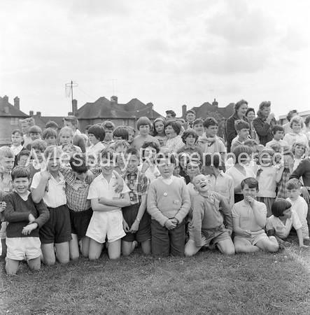 Oak Green School, June 28 1963