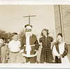 Old Fairview School-Dress Up Day ca. 1934-1967  (09564)