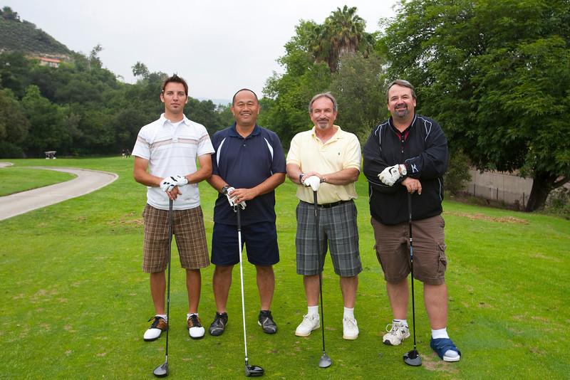 Adrian Pirozko, Mike Shintaku, Mark Evans, David Johnson