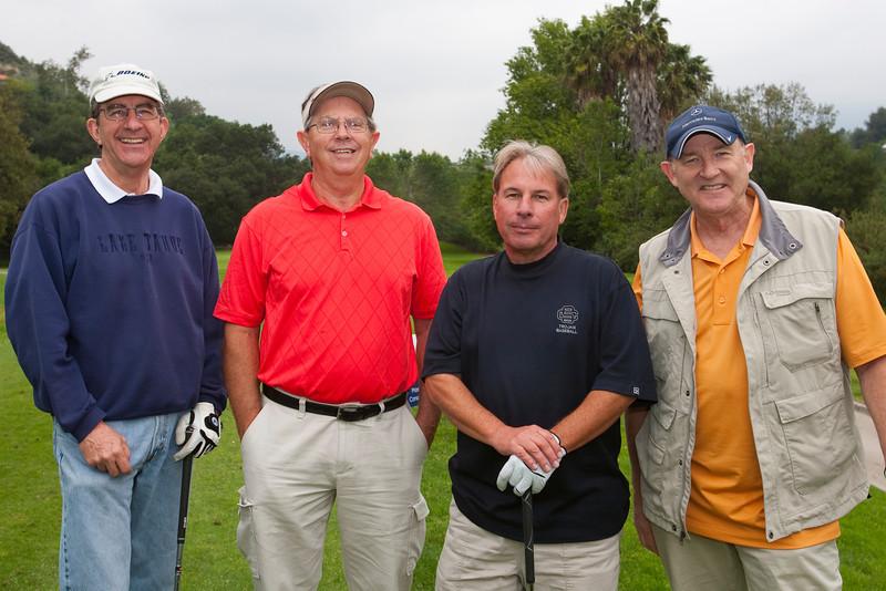 Stephen Cunningham, Ken Shay, Mike Sumner, David Scheidler