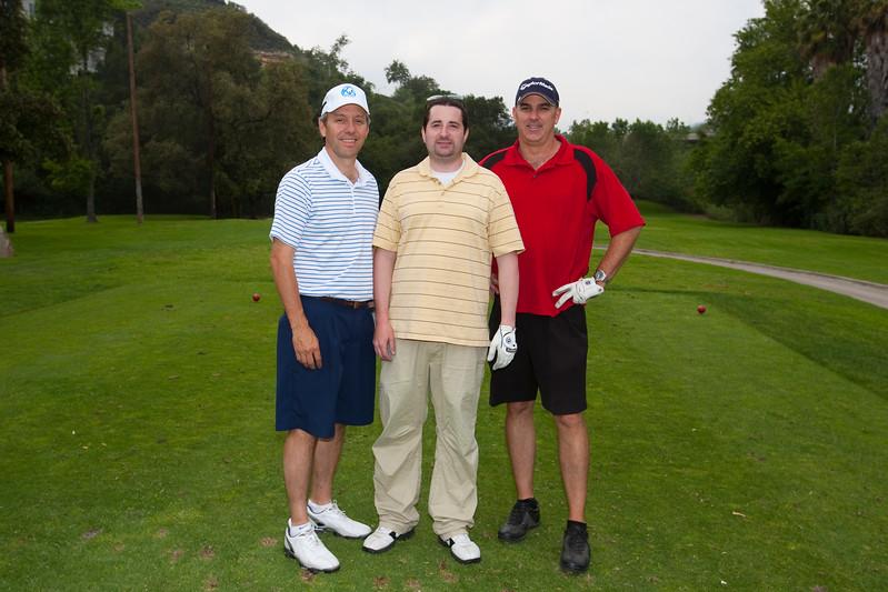 Mark Scoon, Michael Brownstein, Mike Mennes