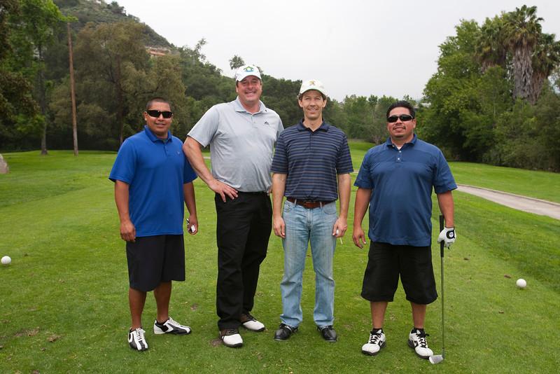 Jesus Torres, Jerry Kopsick, Chris Cruce, Roger Acevedo