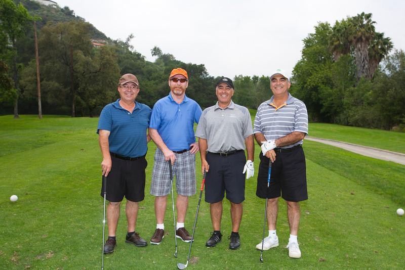 Mark Monreal, Mark Wellington, Stan Lazarian, Steve Lazarian