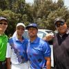 Gene Huang, Brett Mitchell Sr., Brett Mitchell Jr., Wil Allen