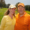Golf Tournament Chair Mindy Dwyer & Sean Dwyer