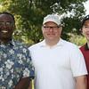Moses Wilson, Scott Maxwell, Dennis Althouse