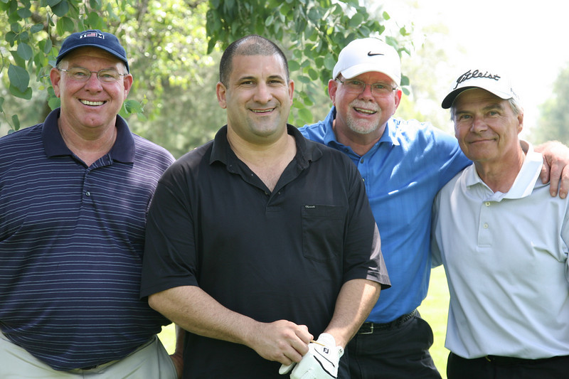 Scott Green, Nick Pappas, Glen Green, Rudy Crommelin