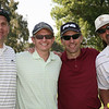 Low Gross 2nd Place Team - Chip Holstein, Gary Mittelberg, Mark Scoon, Axel Kyster
