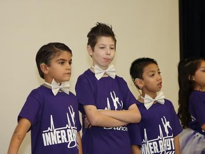 Birdville's Regional Day School Program for the Deaf's Inner Rhythm Dance Recital