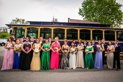 Proms and Dances