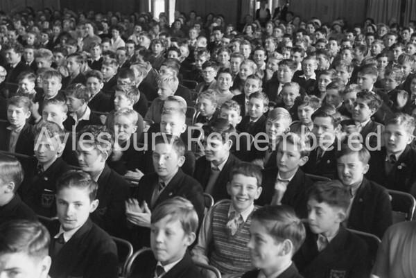 Quarrendon School Speech Day, Oct 1959