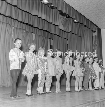 Quarrendon County Secondary School dancing, April 28th 1962