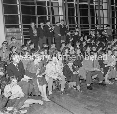 Quarrendon County Secondary School, March 20th 1962