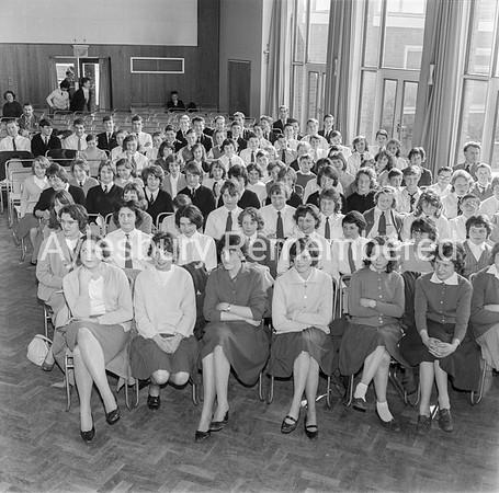 Quarrendon County Secondary School, Apr 3rd 1962