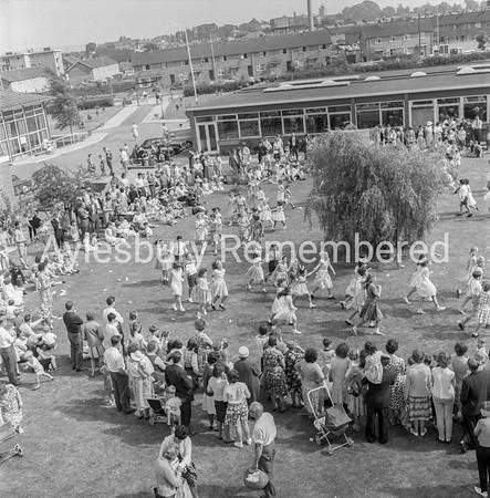 Quarrendon CS School, June 1964
