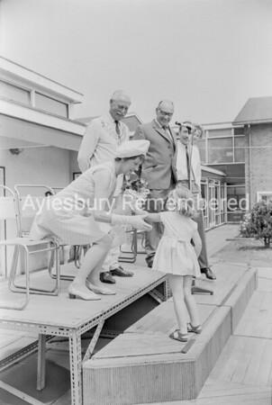 Fete at Quarrendon School, July 1970