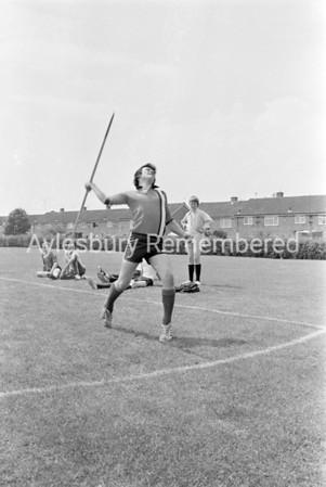 Quarrendon School sports, June 20 1978