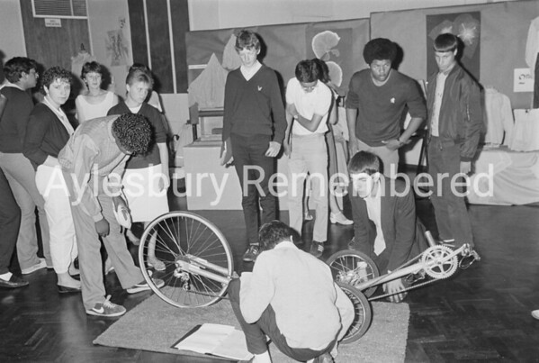 Craft & Technology Club, July 1984