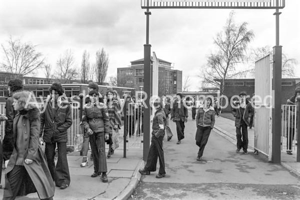 Quarrendon County Secondary School, Mar 1978