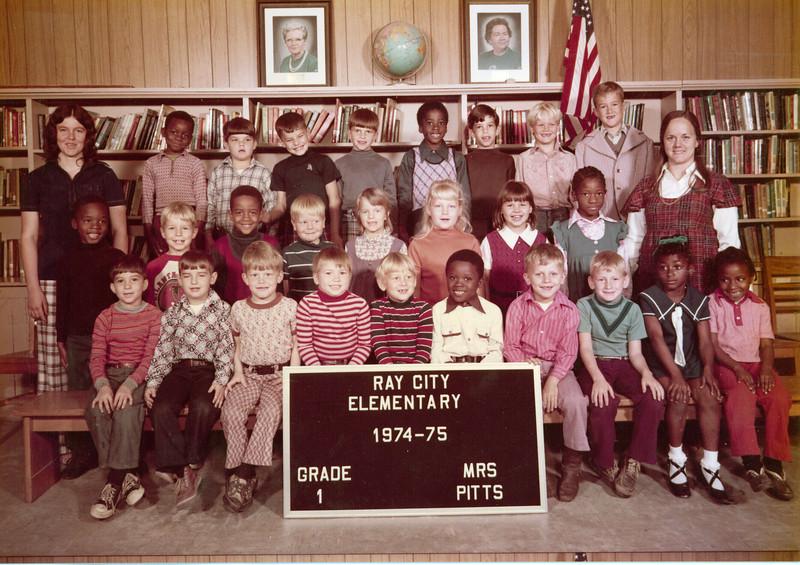 RC 74-75 1st Grade